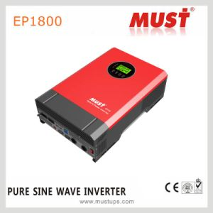 Pure Sine Wave Inverter 3kw with Battery Charger pictures & photos
