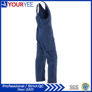 Cotton Drill Heavyweight Womens Workwear Sleeveless Overalls (YBD120) pictures & photos