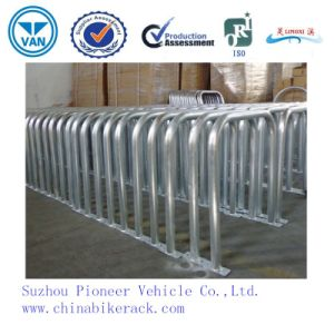 2017 Circle and Square Bike Rack Bollard Parking Stands pictures & photos