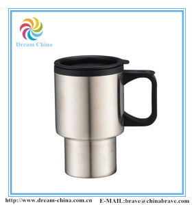 2016 Double Wall Stainless Steel Car Mug with Card Slot pictures & photos