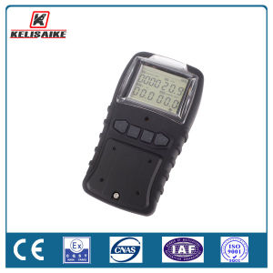 Ce Approved Portable Indoor Gas Detecting Gas Alarm Detector pictures & photos