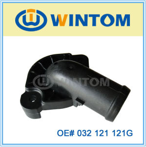 032 121 121g Adapter Thermostat Housing to Thermostat for Volkswagen
