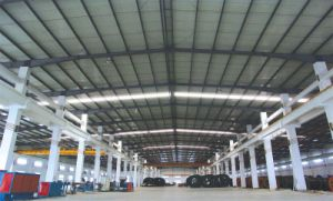 Prefabricated Flexible Light Steel Structure Workshop pictures & photos