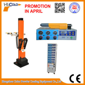 Promotion in April Reciprocator for Powder Coating Painting pictures & photos