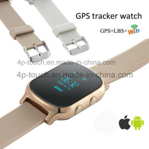 Hot Adult Smart GPS Tracker Watch with Multiple Position T58 pictures & photos