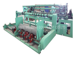 Direct Factory Full Automatic Chain Link Fence Machine From China pictures & photos