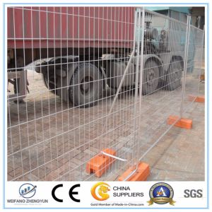 County Cheap Welded Wire Mesh Temporary Fence pictures & photos
