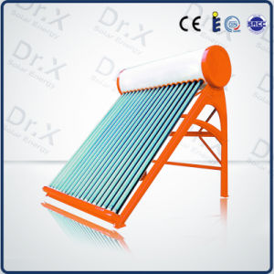 150L Heat Pipe Pressurized Solar Water Heating System pictures & photos