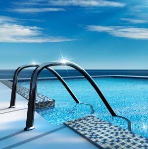 Blue Ceramic Swimming Pool Mosaic (SWIM01) pictures & photos