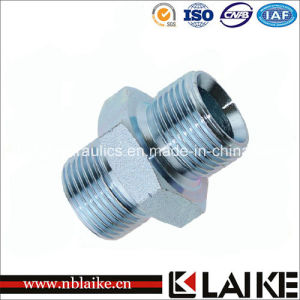 Bsp Male Double Use for 60 Degree Cone Seat or Bonded Seal Adapter