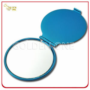 High Quality Double Sided Aluminum Poket Mirror pictures & photos