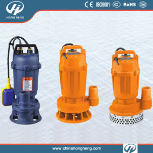 High Pressure Electric Submersible Sewage Pump for Dirty Water (WQD)
