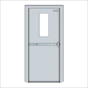 High Quatity Fire Rated Steel Door with BS476 and UL Certification, Entrance and Interior Door pictures & photos