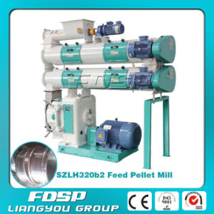 Ring Die Animal Feed Pellet Machine with Long Sevice Time pictures & photos