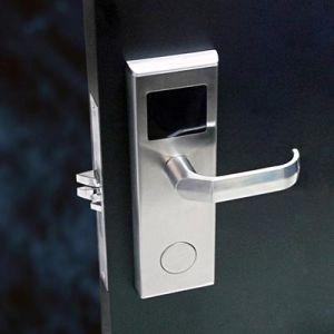 Intelligent RF Hotel Security Lock Hotel Lock Door Lock pictures & photos