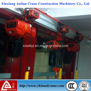 Different Capacity Tons Electric Chain Hoist pictures & photos