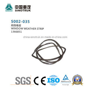 Window Weather Strip 1366851 of Heavy Truck Parts pictures & photos