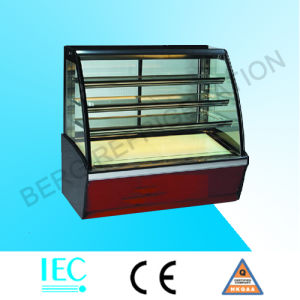 European Style Four Layers Cake Display Refrigerator with Ce pictures & photos