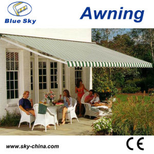 Outdoor Polyester Retractable Window Awning (B3200) pictures & photos