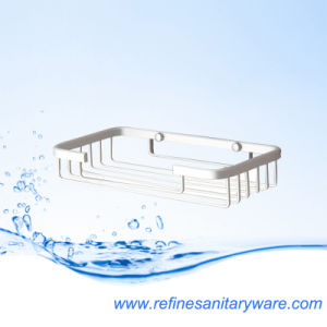 High Quality Bathroom Basket Made From Aluminum Alloy (RB-028J) pictures & photos