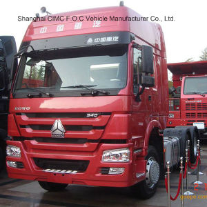 Sinotruck HOWO 6*4 Trailer Head Tractor Truck pictures & photos
