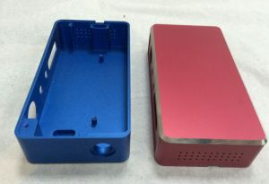High Precision CNC Machining Aluminum Cover Special for Consumer Electronic Housing pictures & photos