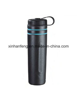 Stainless Bicycle Outdoor Water Bottle (HBT-029) pictures & photos