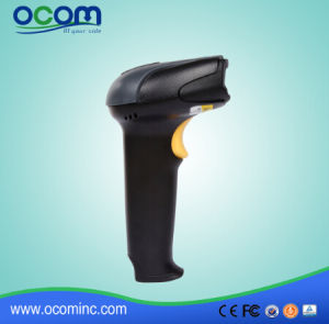 High Scan Rate 32 Bit Handheld USB Laser Barcode Scanner pictures & photos