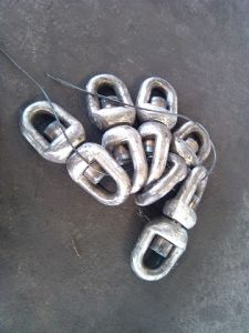 Marine Anchor Chain Studlink Chain Studless Chain Swivel and Shackle for Sale pictures & photos