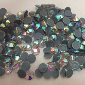 Citrine Ss20 Hot Fix Rhinestones pictures & photos