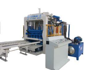 Hot Sales Qt10 for Making Concrete Brick Block Automatic Hydraulic Machine pictures & photos