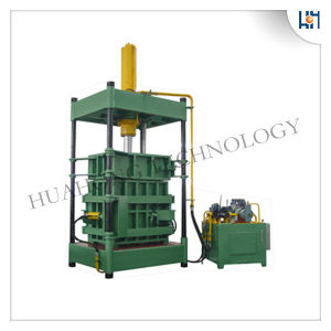 Y82 Series Vertical Wool Tops Baler Recycling Machine pictures & photos