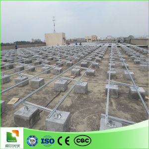 Rooftop Solar Panel Flat Roof Mounting Brackets