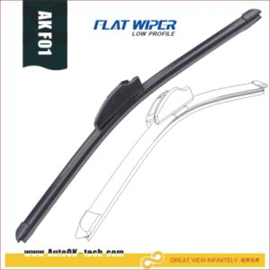 Valeo Soft Wiper Blade with 65#Mn Rail