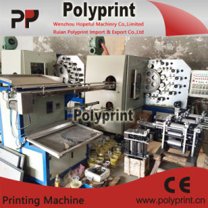 Plastic Cup Offset Printing Machine (PP-4C) pictures & photos