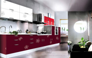 High Gloss MDF / UV MDF / Acrylic MDF for Furniture (DM9608) pictures & photos