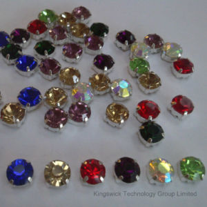 Wholesale Crystal Chaton Rhinestone Claw Setting Crystals pictures & photos