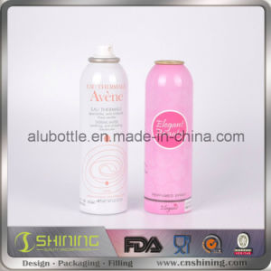 Cosmetic Aerosol Can Bottle pictures & photos