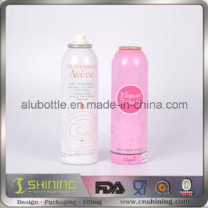 Cosmetic Aerosol Can Bottle