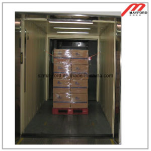 Freight Elevator with 10 Floors