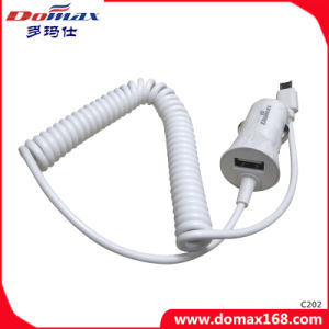 Mobile Cell Phone Wired Samsung USB Travel Car Charger pictures & photos