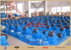 Fabrication Rolling Machine/Welding Rotator/ Pressure Vessel Rotator/Rolling Machine/Rollers/Conventional Bolt Adjustable Tank Rotator (2T-250T) pictures & photos