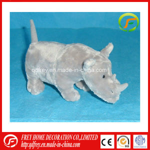 Hot Sale Plush Rhinoceros Toy for Baby Gift pictures & photos