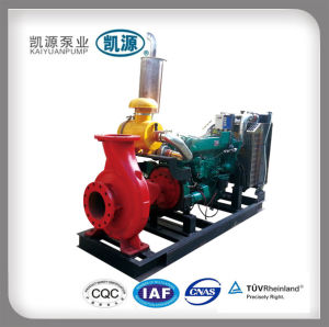 Xbc Single Stage Single Suction Diesel Engine Fire Pump pictures & photos