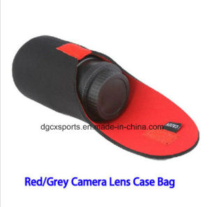 Super Soft Neoprene Camera Lens Bag pictures & photos