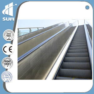 Ce Approved Escalator of Aluminum Step Width 1000mm pictures & photos
