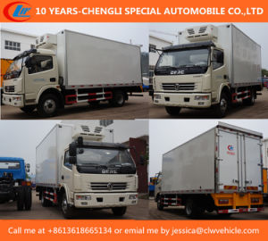 Dongfeng 4X2 20cbm Refrigerator Truck pictures & photos