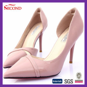 Pointed Toe Office Lady Shoes pictures & photos