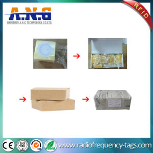 RFID Pigeon Foot Ring Tags for Poultry Tracing pictures & photos
