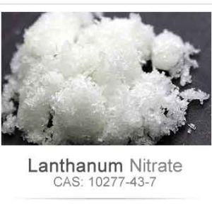 Lanthanum Nitrate CAS 10277-43-7 Manufacturer